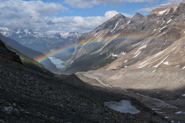 All the colors over the valley | Toutes les couleurs au-dessus de la vallée