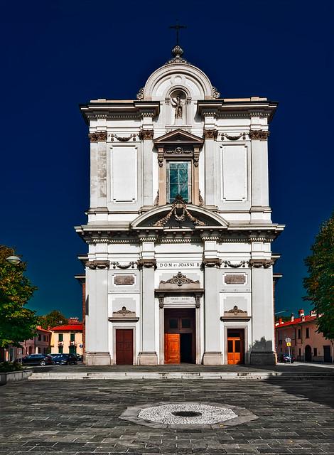 Robecco Sul Naviglio - Church of St. John Baptist