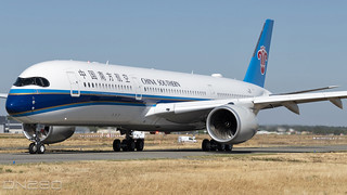 China Southern A350-941 msn 398 F-WZFH / B-30EA