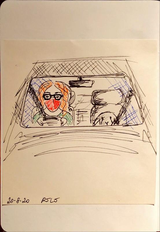 Driving Frankie