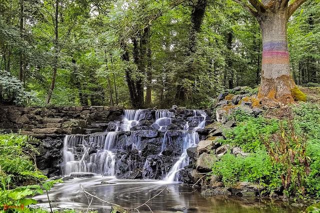 Waterfall Houyoux - 8764