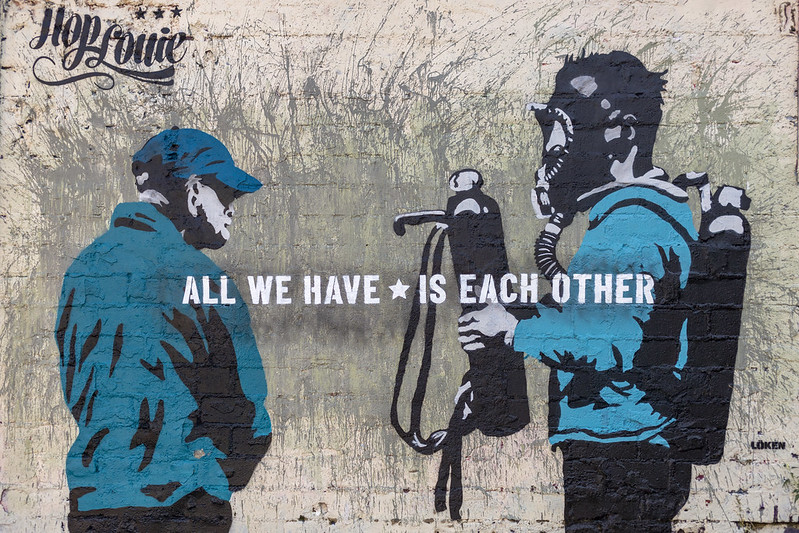 All We Have ☆ Is Each Other