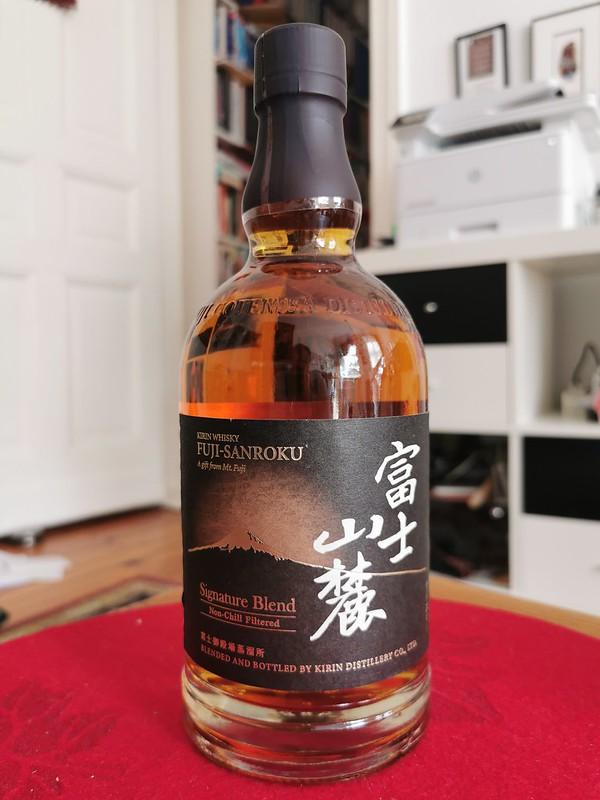 Fuji-Sanroku Whisky