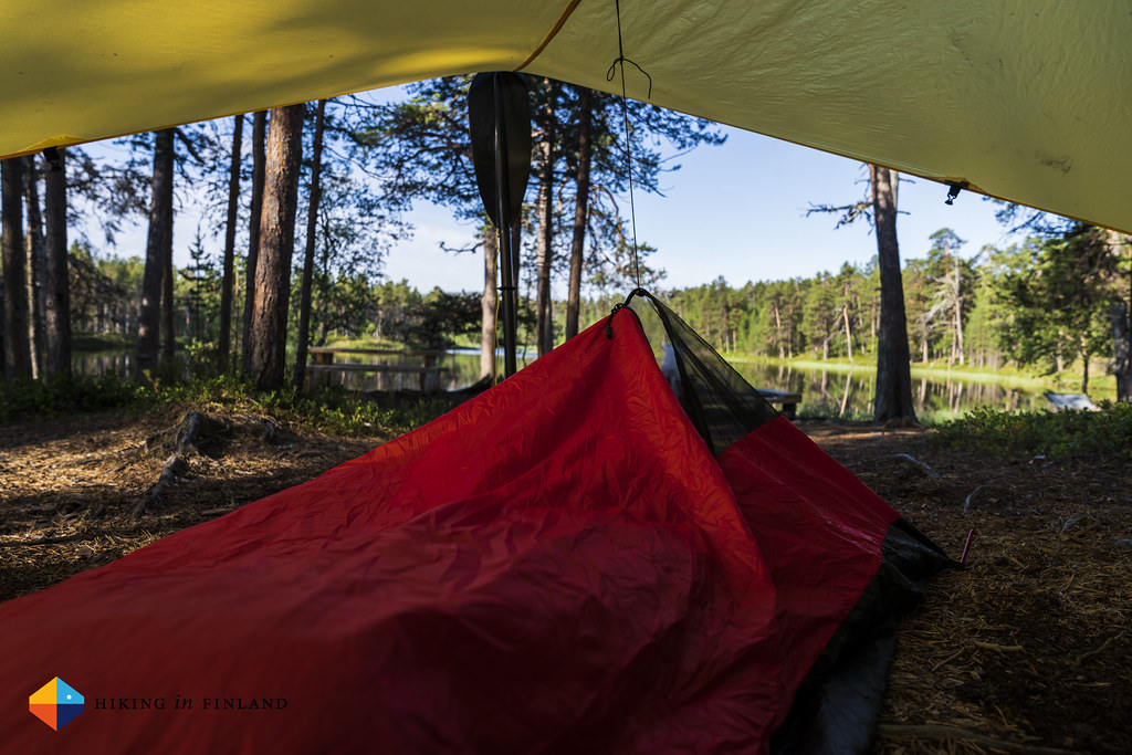 As Tucas Millaris Bivy