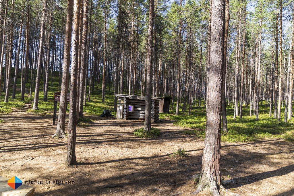 Härkäkoski Camping Area