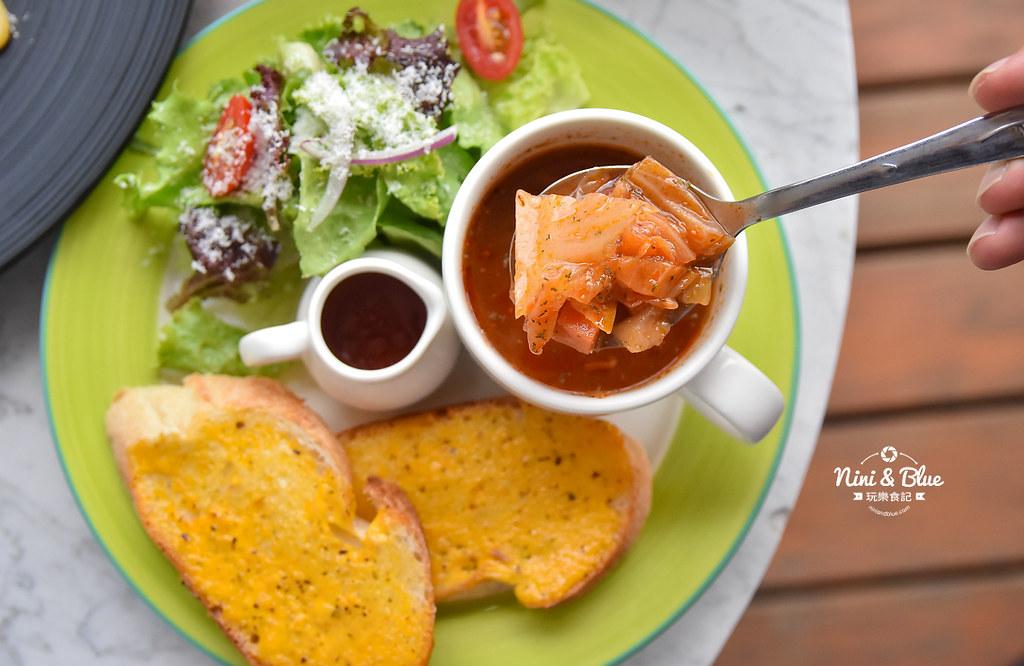 莎莎莉朵sausalito cafe台中美術館早午餐18