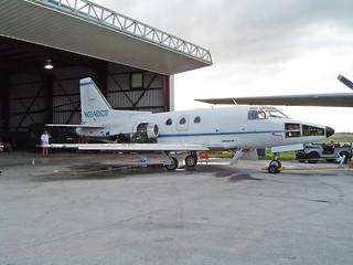 North American NA-265-40 Sabreliner  N240CF