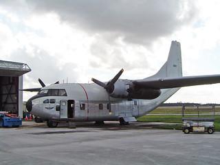 Fairchild C-123K Provider N681DG