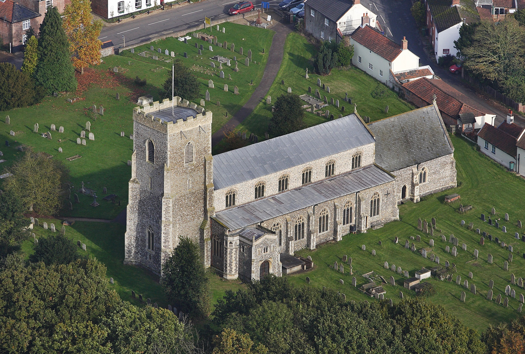 Ludham - St Catherine church(copyright St Catherine church)
