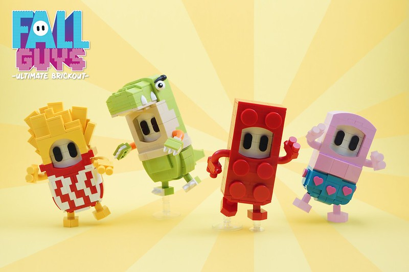 LEGO Fall Guys