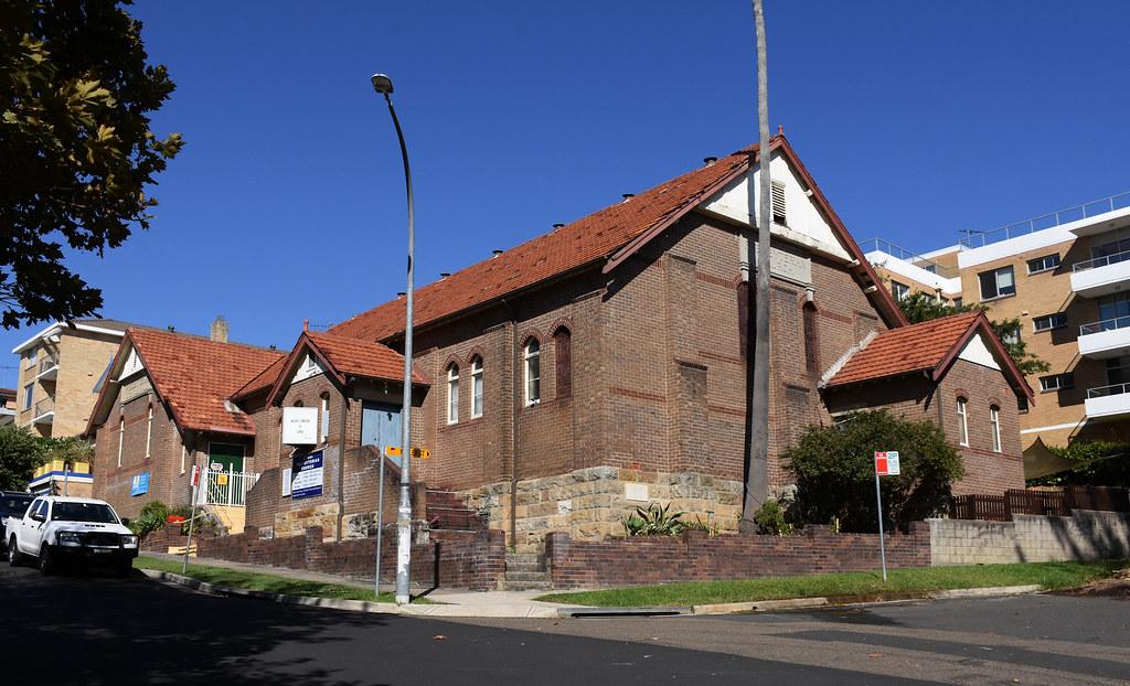 Presbyterian Church, Bondi. Sydney, NSW.