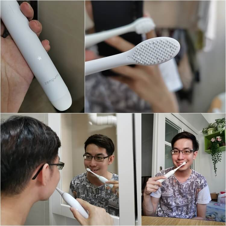 Zenyum Sonic Electric Toothbrush review