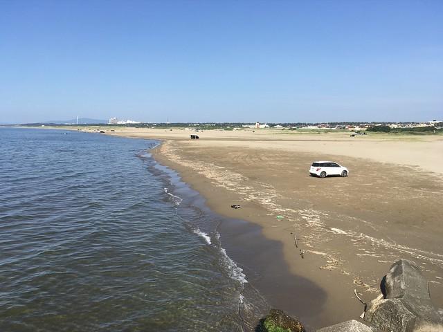 内灘海岸2020