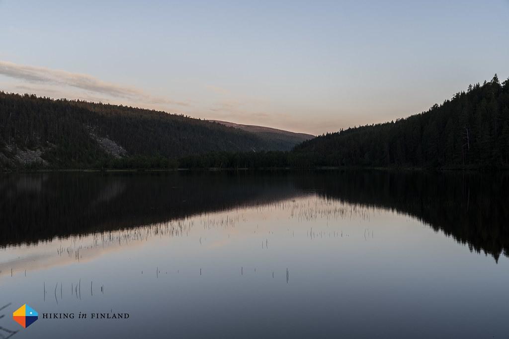 2 am at Ravadasjärvi