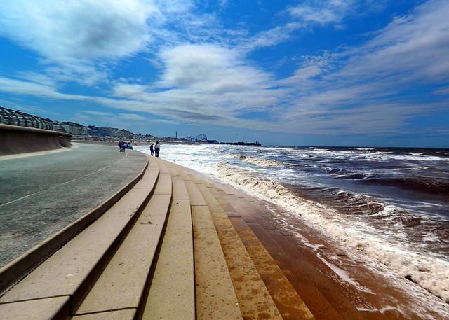 Blackpool Seaside.