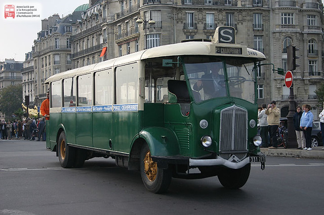 Renault TN4HP (1936)