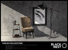 BLACK NEST / Varjo Collection / Mainstore Mixer