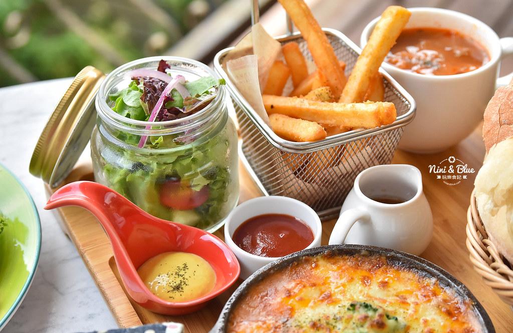 莎莎莉朵sausalito cafe台中美術館早午餐23