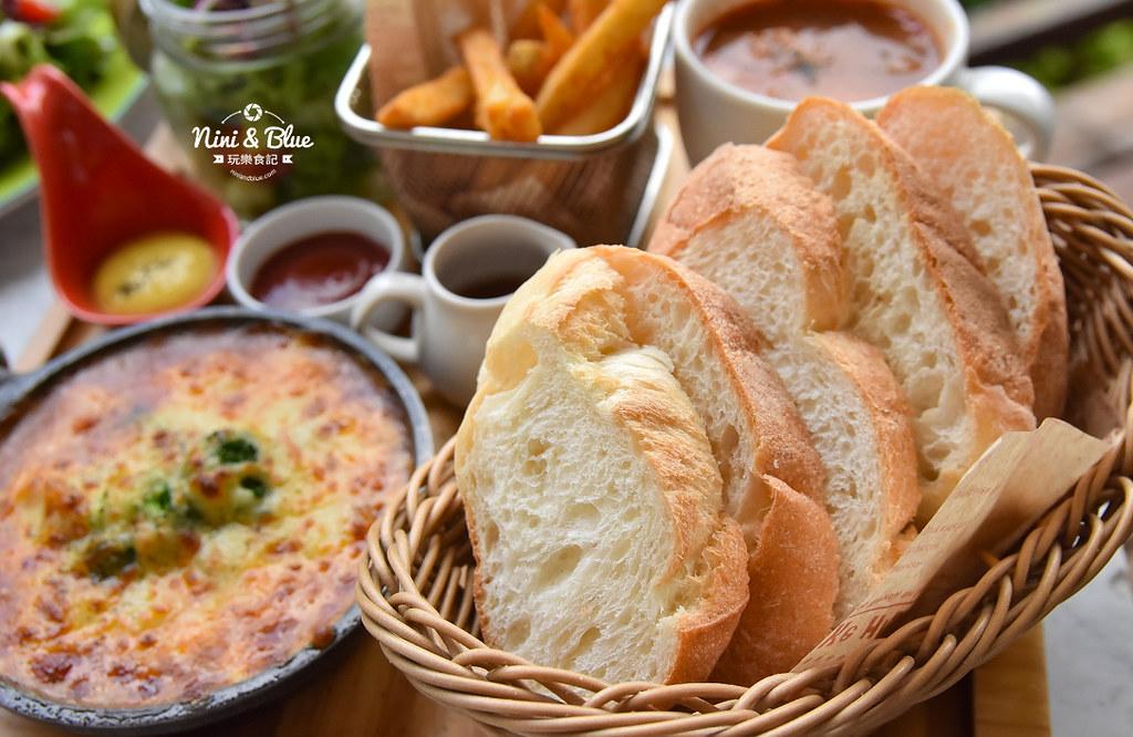 莎莎莉朵sausalito cafe台中美術館早午餐22