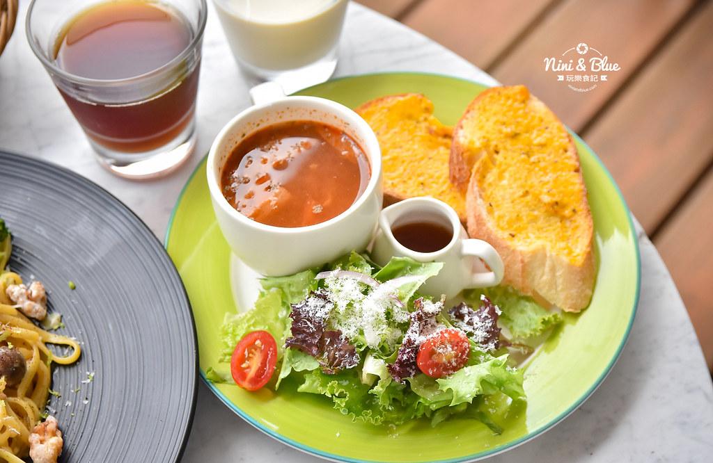 莎莎莉朵sausalito cafe台中美術館早午餐16