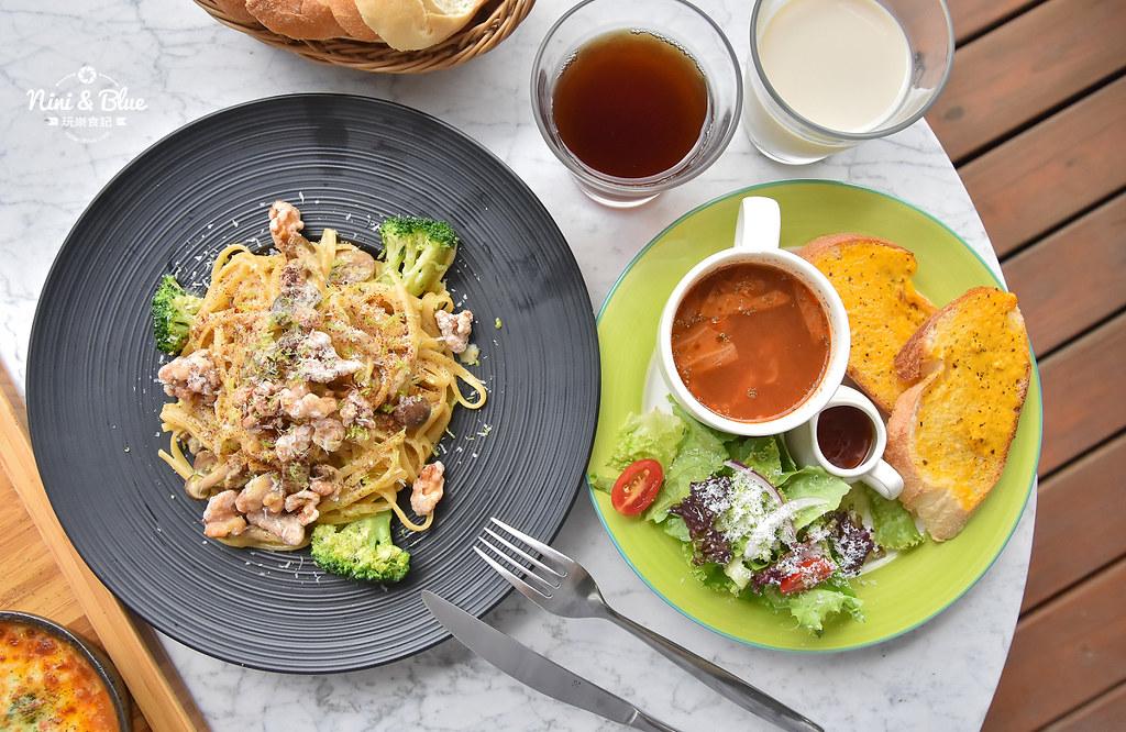 莎莎莉朵sausalito cafe台中美術館早午餐15