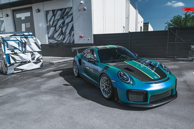 ANRKY Wheels - Porsche 991.2 GT2RS - RETROSeries RS1