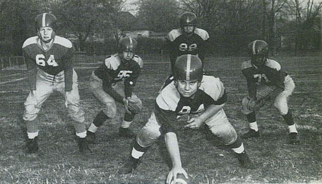 1953-54 Red Devils Scrapbook