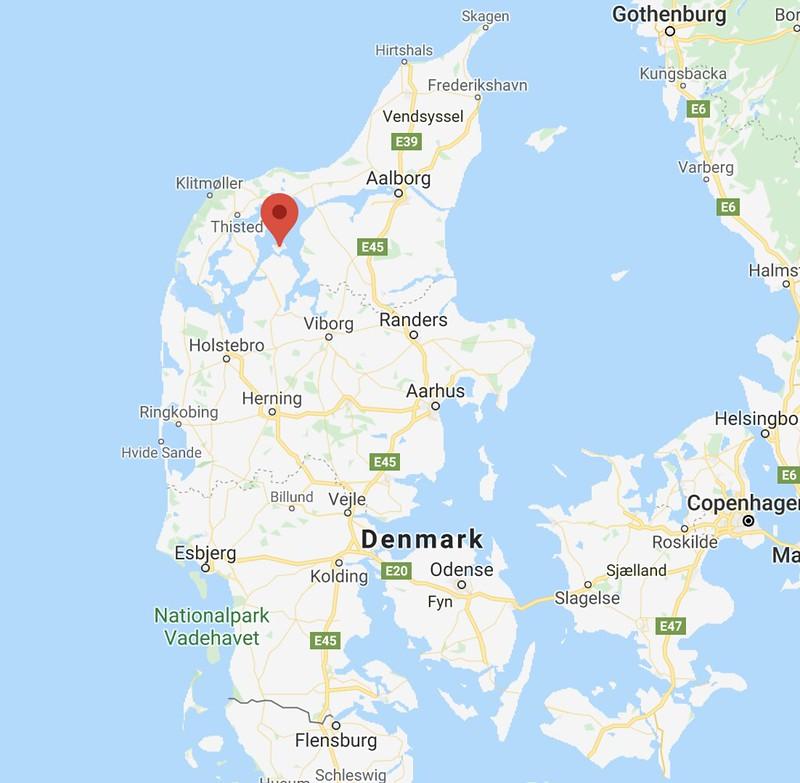 Fur Denmark