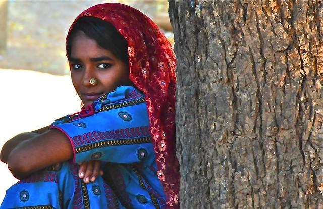 India- Gujarat- Nirona village