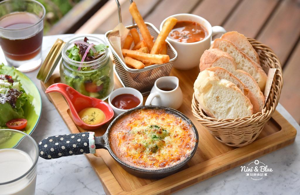 莎莎莉朵sausalito cafe台中美術館早午餐21