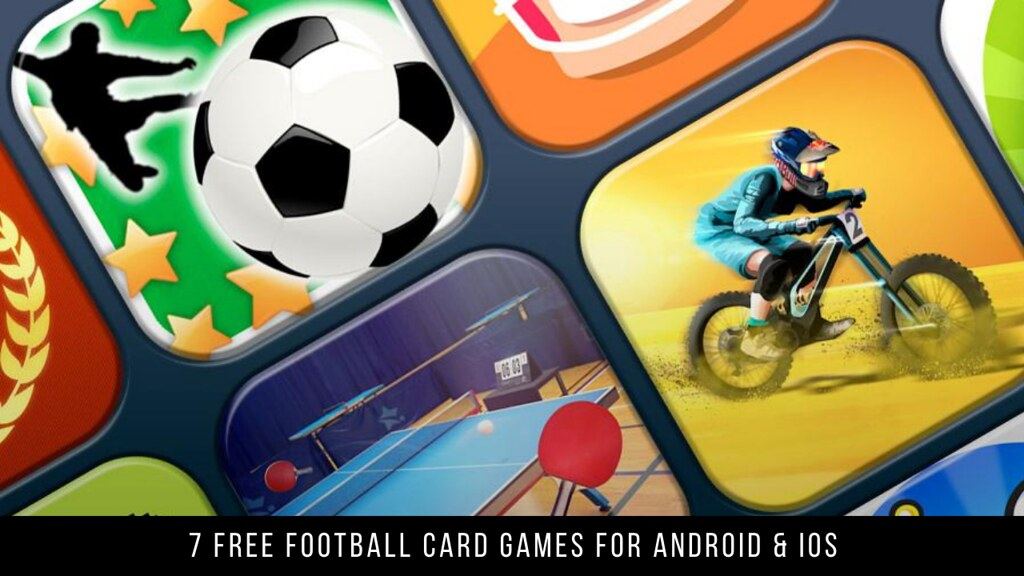 7 Free Football Card Games For Android & iOS