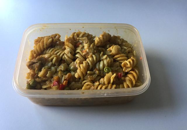 Creamy chicken vegetable pasta bake - Leftovers IV / Cremiger Hähnchen-Gemüse-Nudelauflauf  - Resteverbrauch IV