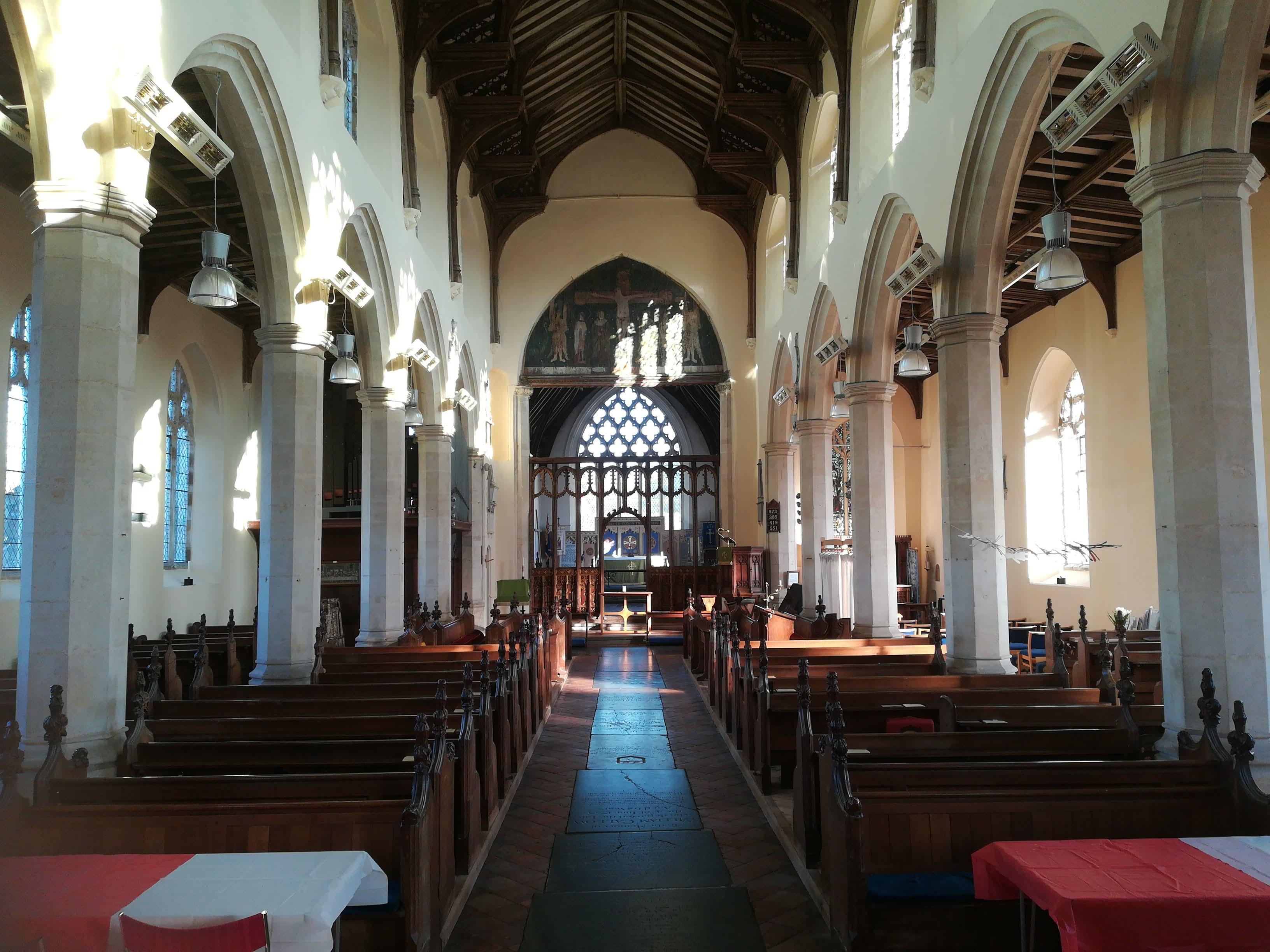 Ludham - St Catherine church 2(copyright St Catherine church)