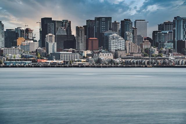 Seattle frozen in time 2020