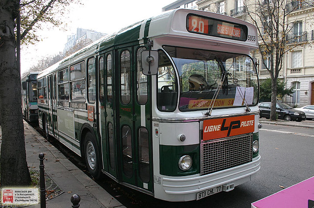 Saviem SC10-UBX (1966-70)