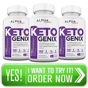 Keto-Genix