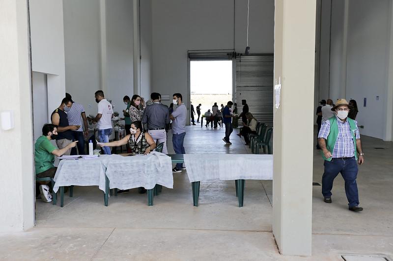 Saúde vai testar feirantes e produtores rurais da Ceasa
