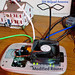 DSL WIFI  router hack (BiQuad antenna & thermal fan)