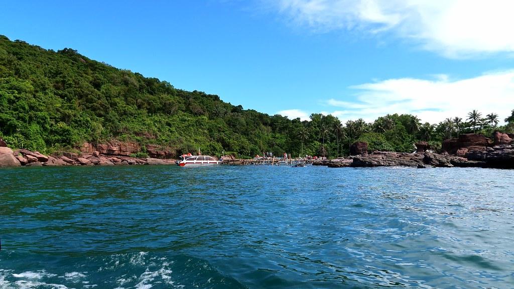 Snorkeling tour in Phuquoc, Vietnam
