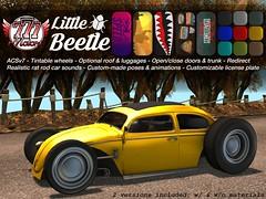 [777] Little Beetle @ Shiny Shabby Event