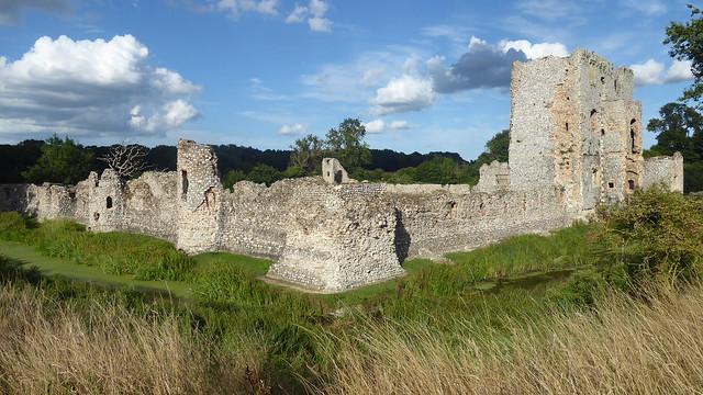 Baconsthorpe Castle, North Norfolk