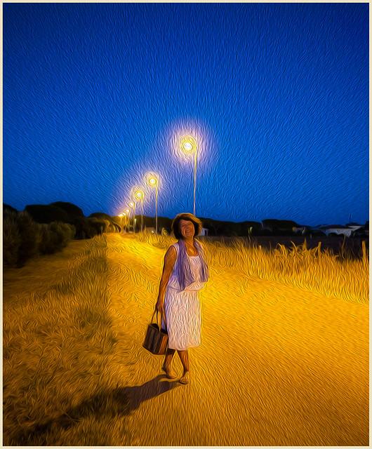 moonlight Capalbio