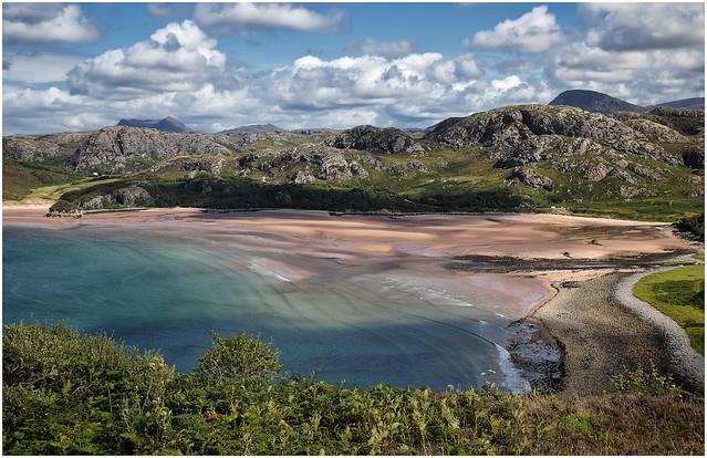 Gruinard Bay,Highland,Scotland