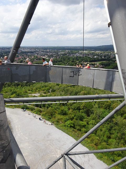 Bottrop: View from the Tetraeder