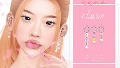 namo. elara earrings @THE GIRL POWER
