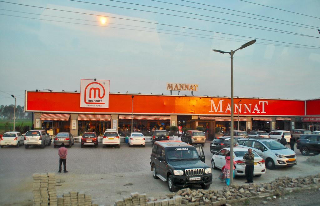 Dhaba di GT Road Haryana