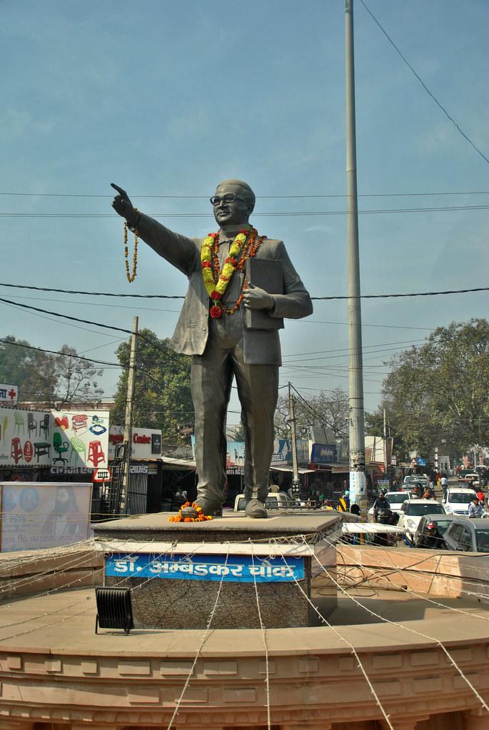 Bhimrao Ramji Ambedkar, Kurukshetra