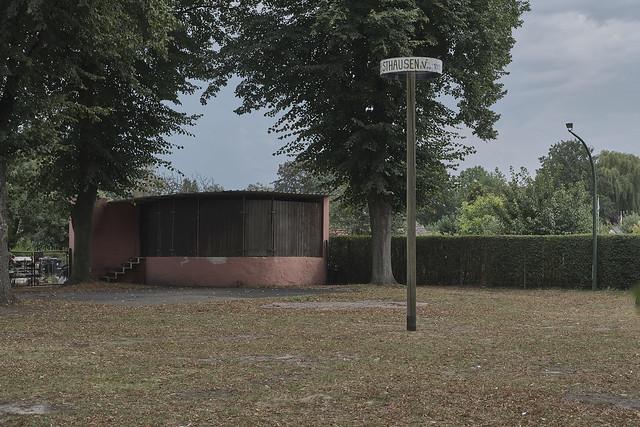 ein Festplatz