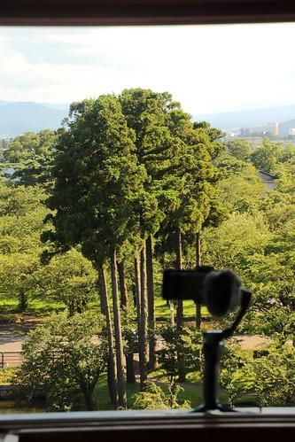 japan irl travel niigata joetsu takada view nature