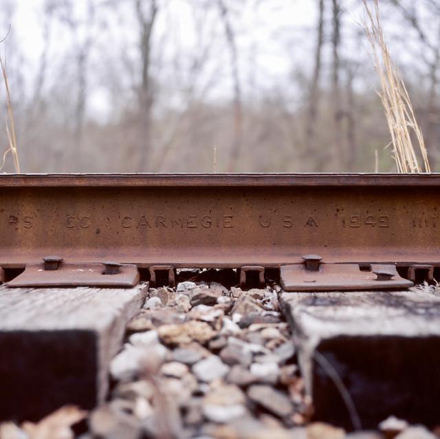 Ellsworth rail mill marks